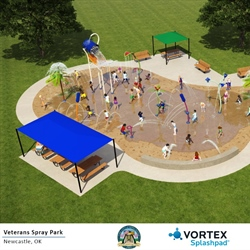 Changes are coming to Veteran's Park!